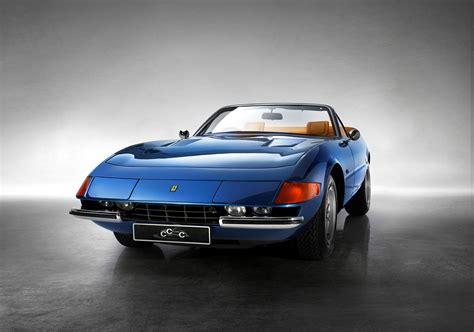 Ferrari Daytona Spider by Used 1972 Ferrari Daytona For Sale In Chester Pistonheads