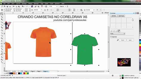 criar pattern corel draw como criar camisetas com corel draw x6 youtube