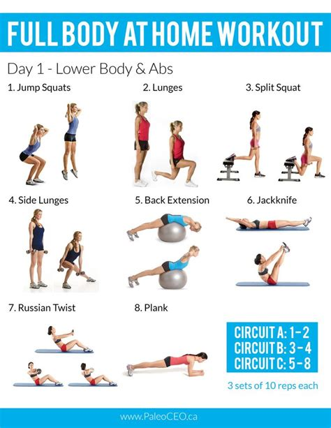 at home workout 1 paleoceo workout for s home burning and at
