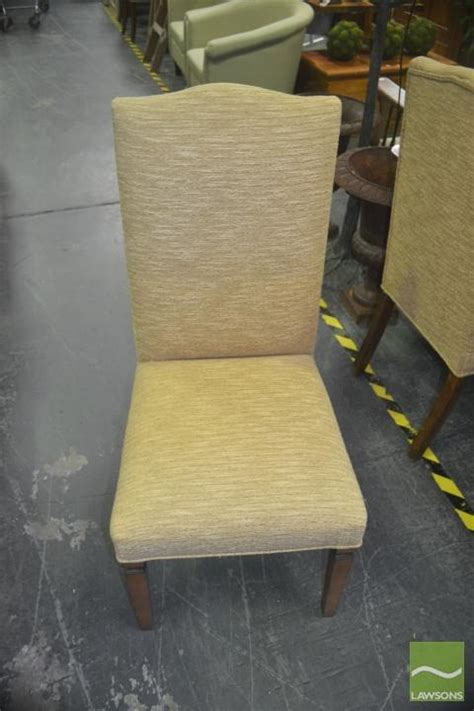 Yellow Upholstered Dining Chairs Set Of Yellow Upholstered Dining Chairs