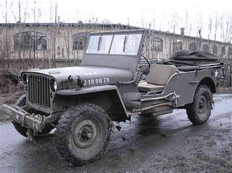 long jeep jeep willys jeep de