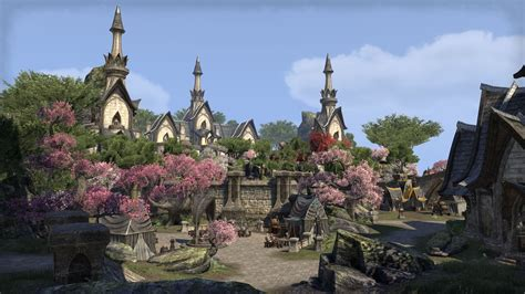 elder scrolls online buying a house the elder scrolls online gets player housing next year