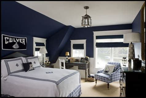 dark blue boys bedroom white and blue bedroom decorating ideas png 692 215 465