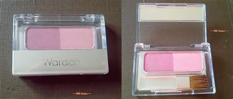 Eyeshadow Dan Blush On Wardah da review swatch wardah blush on