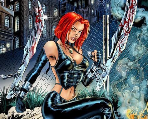 bloodrayne wallpaper  background image  id