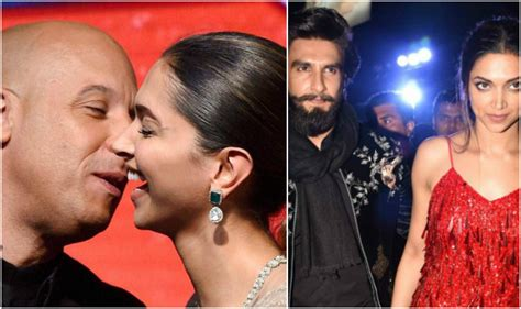 vin diesel relationships holy moly vin diesel exposes the truth about deepika