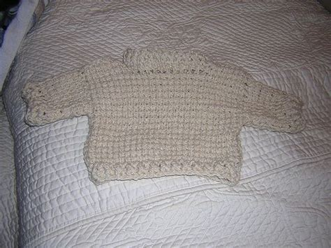 Sweater Pria Hr 077 one hour baby sweater free pattern on ravelry crochet