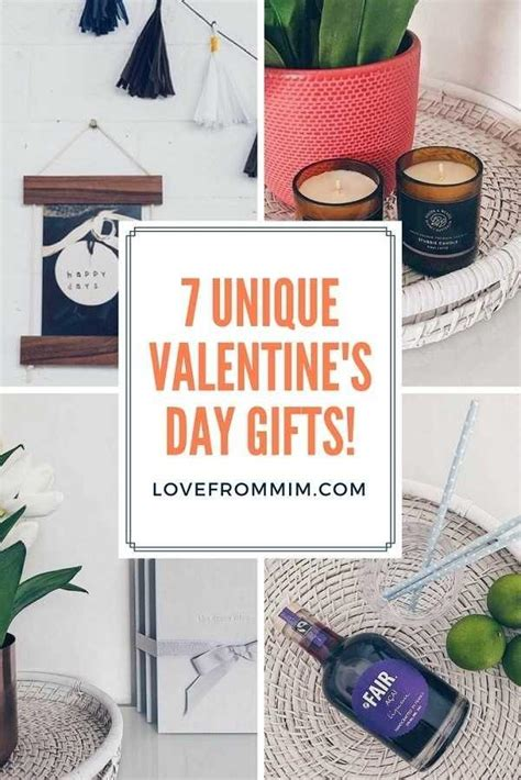 awesome valentines gifts 7 unique s day gifts from mim