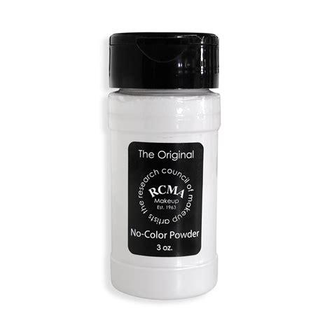 Rcma No Color Powder no color powder 3 oz powders products