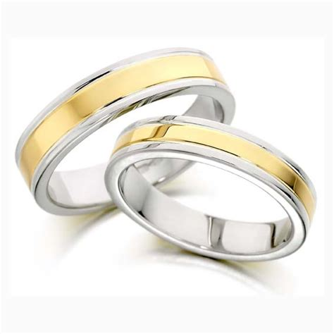 cooljoolz wedding rings liverpool two tone wedding