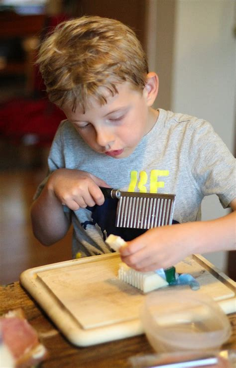 Life Skills for Kids: Sandwich Making   Inner Child Fun