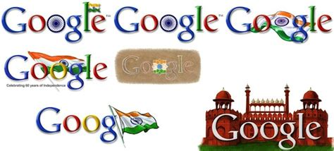 doodle in india independence day india doodles the years