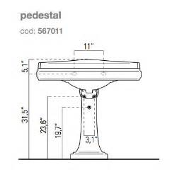 Pedestal Sink Dimensions Pedestal Quotes Like Success