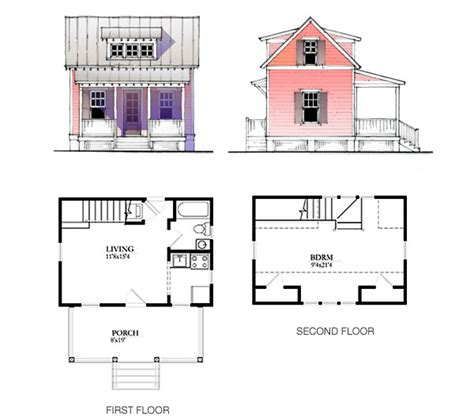katrina cottage floor plans the katrina cottage model 633
