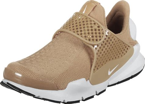 sock house shoes nike sock dart w shoes beige