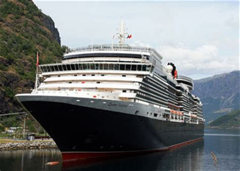 cruise ship queen victoria : picture, data, facilities and
