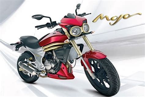 Mahindra adds Mojo to the motorcycle market with new two