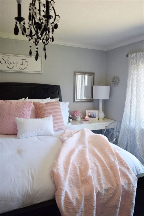 pink bedroom accessories blue master bedroom ideas peach and grey light pink also