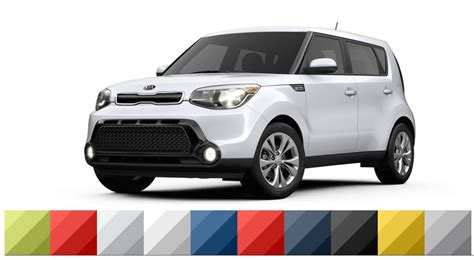 Kia Soul Paint Kia Soul Colors Image 253