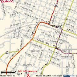 flagstaff arizona map pin flagstaff arizona map on