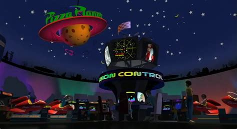 planet killer story the tuning of pizza planet a story themed