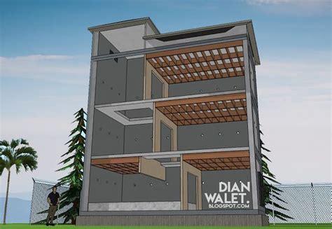 desain rumah walet minimalis model zigzag  perhitungan biaya burungnyacom