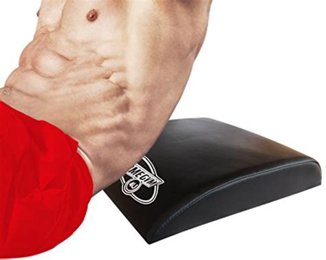 homegym  nonslip ab mat perfect  sit ups crunches