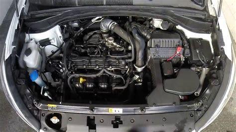 hyundai santa fe diesel engine 2013 hyundai santa fe sport engine bay cleaning