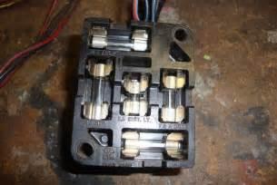 1968 mustang convertible restoration re fusing the box