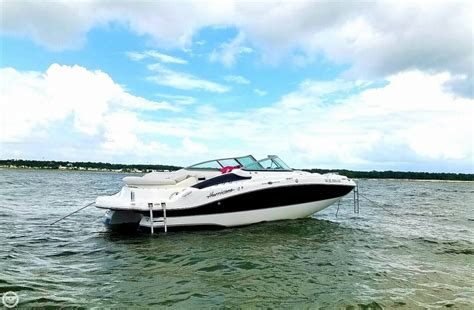 Hurricane Deck Boats For Sale by 2008 Used Hurricane 2200 Sundeck Deck Boat For Sale