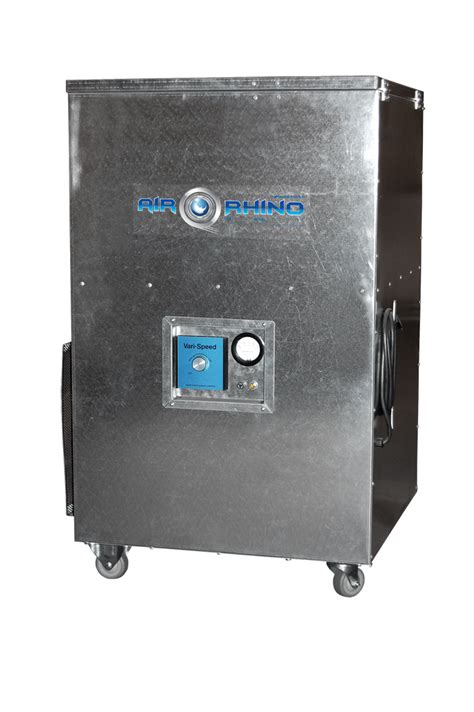 industrial odor and chemical by electrocorp air rhino the most versatile and