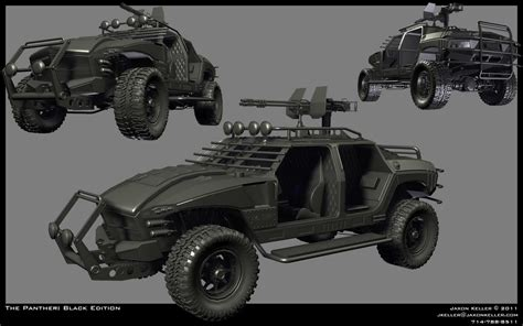 halo warthog blueprints high poly vehicle concept polycount