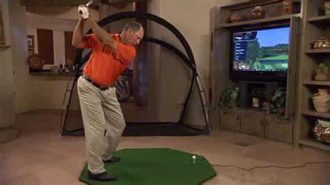 optishot  golf simulator lifestyle  men magazine