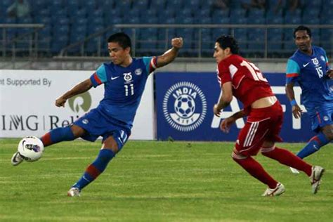 Mba In Football Management In India by Why India Must Only Asian Nations For The Next Six Years