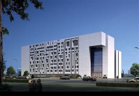 designing buildings modern building 1 3d model max cgtrader com