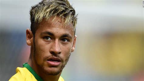 neymat blond neymar s footballer fortune video business news