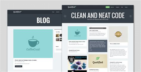 blog theme in themeforest qualified blog and portfolio wordpress theme by