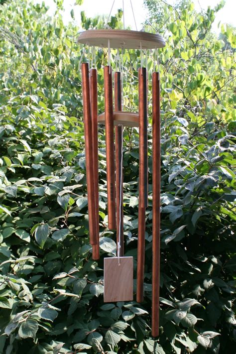 wind chimes diy copper wind chimes
