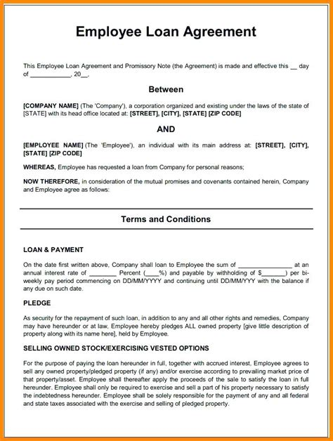 employment agreement letter complete simple employee contract