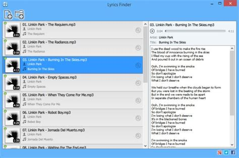 Lyric Lookup Lyrics Finder Finds Lyrics And Adds Them To Your Mp3 Files