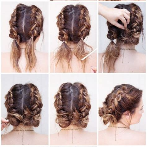 cornrows with doughnut wivon at top 25 best ideas about donut bun hairstyles on pinterest
