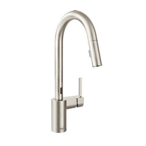 moen touchless kitchen faucet kitchen bath innovations touchless faucets callier