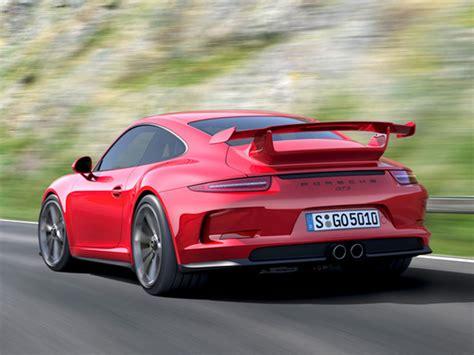 Press Porsche Porsche Debuts Fifth Generation Of The 911 Gt3