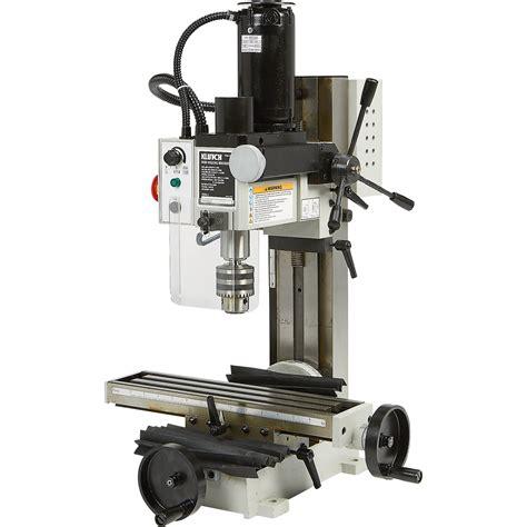 klutch mini milling machine   watts  hp ebay