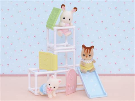 Sylvanian Families Baby Jungle 5025 sylvanian families catalogue girl s collection