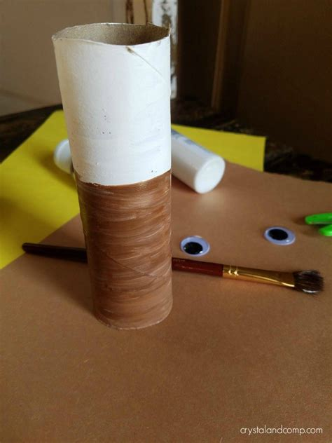 Paper Roll Crafts For Preschoolers - eagle paper roll craft for preschoolers crystalandcomp