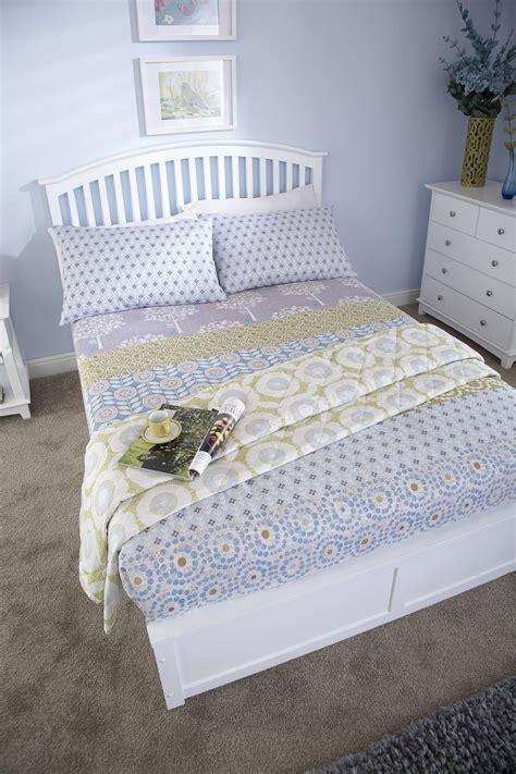 gfw madrid ft kingsize white wooden ottoman bed  gfw