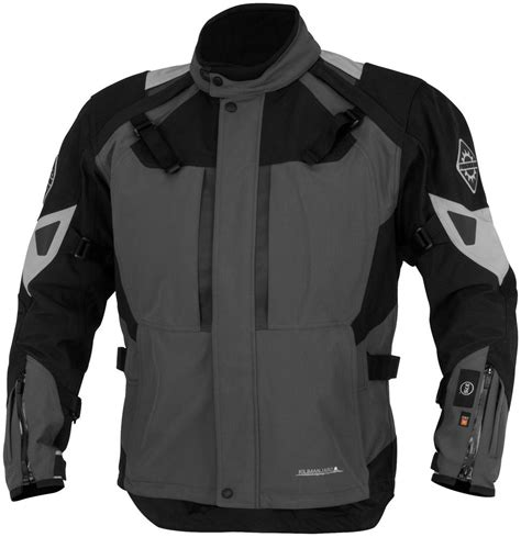 cheap motorcycle gear 226 34 firstgear mens kilimanjaro armored textile jacket