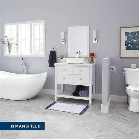 Mansfield Plumbing Fixtures by Mansfield Plumbing Products Home
