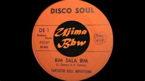 Hudson County Records Hudson County Bim Sala Bim Disco Soul Records Wmv